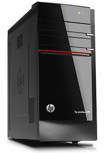"""HP Pavilion HPE h8-1021 - With 27"""" Monitor"""