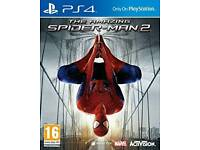 Spiderman 2 ps4