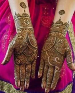 henna Mehndi tattoo Artist