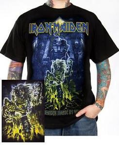 Iron Maiden-Somewhere Back In Time t-shirt-Medium-Quality shirt