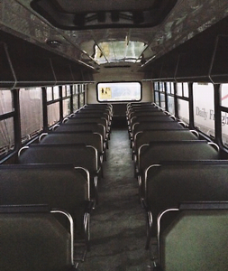 School Bus Seats Ottoway Port Adelaide Area Preview