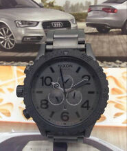 NIXON 51-30 WATCHES * RRP $679.99 * BRAND NEW IN BOXES Glengowrie Marion Area Preview