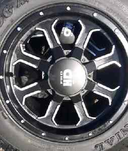 """***ALL NEW*** 17"""" 5x5.5 WHEELS AND TIRES"""