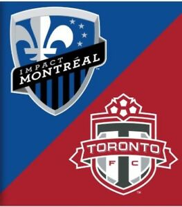 TFC MONTREAL IMPACT SAT AUGUST 25 BELOW COST CNE & OTHER GAMES
