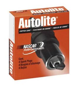 Autolite Spark Plugs 4164 Copper Core Nascar Performance