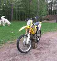 09 RMZ 250 Trade For Enduro.