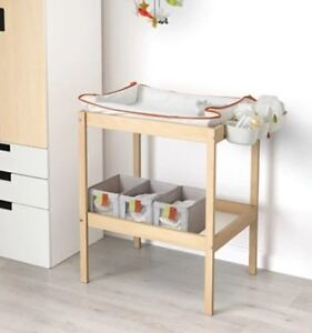 Stress Free Ikea Change Table
