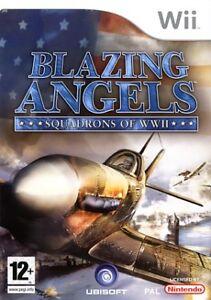 Wii Blazing Angels