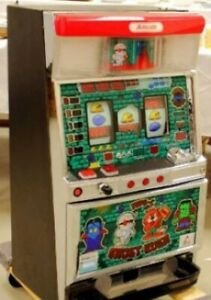 GHOST RUSH 4 REEL SLOT MACHINE Tokens only