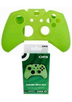 Controller Silicon Skin Green Xbox One (Orb) - Xbox One