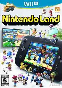 NINTENDOLAND - NINTENDO LAND FOR SALE WII U