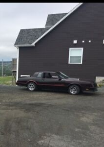 1986 Monte Carlo Ss   Kijiji - Buy, Sell & Save with Canada's #1