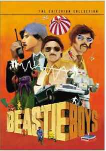 BEASTIE BOYS VIDEO ANTHOLOGY. Collection Criterion 2 DVD.