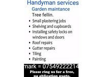 Marks Handyman Services