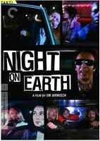 NIGHT ON EARTH. Jim Jarmusch. Criterion Collection. DVD.