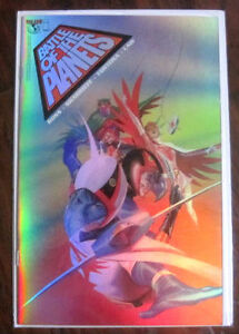Battle of the Planets comics #1 (5 different covers) Cambridge Kitchener Area image 5