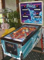 1974 Strato-Flite Pinball Machine