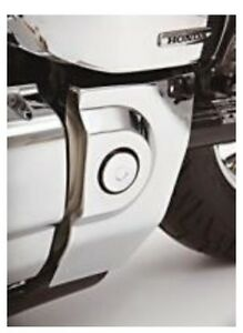 Show Chrome Swing Arm Covers