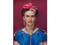 Frida Kahlo exhibition at V&A