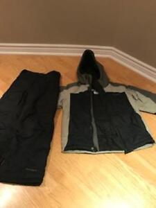 Size 8 (fits like a 6) BOYS Columbia Snowsuit!