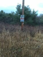 VACANT LAND - 12 Acres