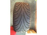 4 x Federal 595 RS-R 265 35 18 tyres - Like New - Race Tyres - Semi Slick Tyres - Toyo 888 - Drift