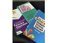 Primary Teaching Book (Set of 3)