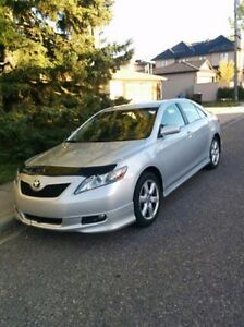 2007 Toyota Camry, Automatic, 118k kms, Active title