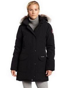 Canada Goose Women Trillium Parka Black