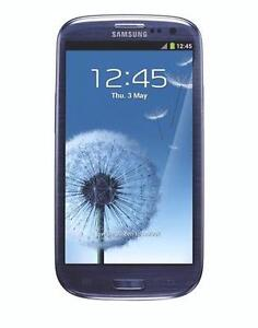 Samsung Galaxy S III 16GB Bell Smartphone - Blue - NEW in box
