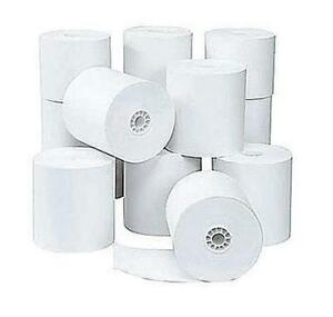 "2 1/4"" x 50' Thermal Paper Rolls - 100 PCS/CASE"