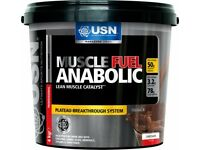 Muscle Fuel Anabolic Protien Shake - 4kg