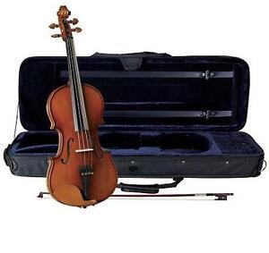 NEW* CERVINI EDUCATOR VIOLIN 1/4 SIZE HV-500 - INSTRUMENT MUSIC STRINGS 101862295