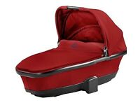 Quinny Foldable Carrycot in Red