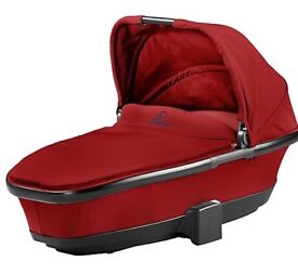 Quinny Carrycot (Foldable) in Red