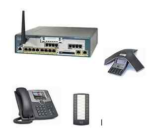 New Cisco UC540 Commercial Phone System