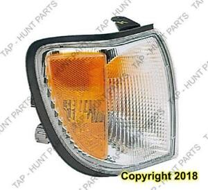 Side Marker Lamp Front Passenger Side 12/1998-2004 Nissan PATHFINDER 1998-2004