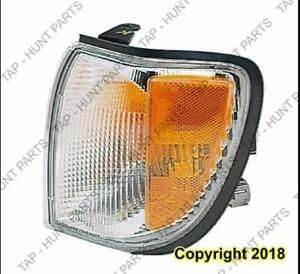 Side Marker Lamp Front  Driver Side 12/1998-2004 Nissan PATHFINDER 1998-2004