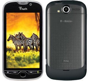 NEW HTC MYTOUCH 4G BLACK ANDROID T-MOBILE WIFI SMARTPHONE IB