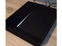 Swapping ps4 for a xbox one comes with control