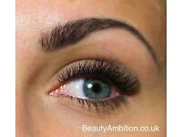 Eyelash Extensions London, Volume lashes