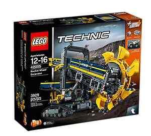 Lego Bucket Wheel set #42055