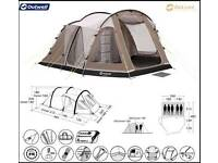 Outwell Nevada M Tent and front extension.