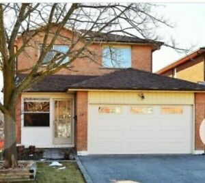 4bdrm +1 double car garage whole house