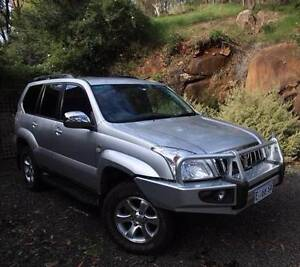 2009 Toyota Prado - Mint Condition & Very Reluctant Sale Trevallyn West Tamar Preview