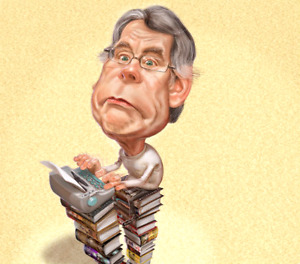 Wanted: Stephen king audio books
