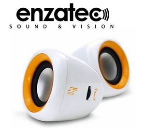 Powerful Portable Speakers - New in package