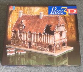 MB Puzzle 3D- Cottage