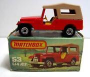 Matchbox Lesney Jeep
