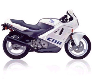 1990 Honda CBR 600